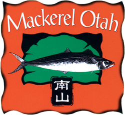 The Original Mackerel Otah – Namsan Logo
